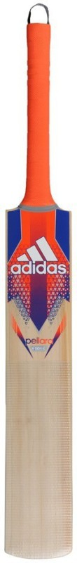 Adidas PELLARA ROOKIE Kashmir Willow Cricket Bat(Short Handle, 1280 g)