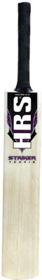 HRS Striker Tennis Kashmir Willow Cricket  Bat