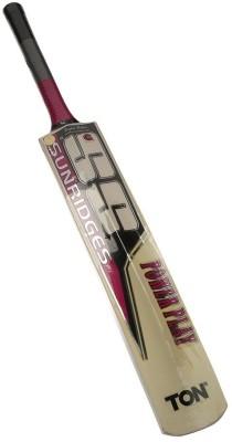 SS Power Play English Willow Bamboo Cricket  Bat