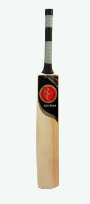 Royal Challenge Sports Gear Super Deluxe English Willow Cricket  Bat