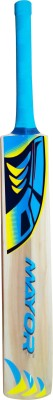 Mayor Hawk Kashmir Willow Cricket  Bat(6, 800-1200 g)