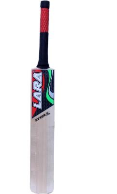 LARA SIXER Kashmir Willow Cricket  Bat
