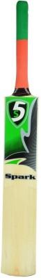 Five S Spark Green Poplar Willow Cricket  Bat