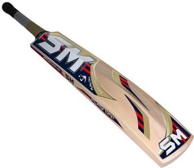 SM Collide Kashmir Willow Cricket  Bat