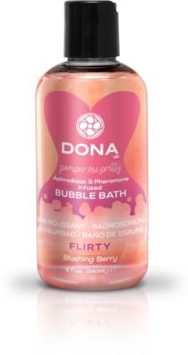 Dona Bubble Bath Flirty Aroma Blushing Berry