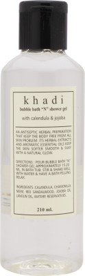Khadi Natural Khadi bubblle bath & shower gel
