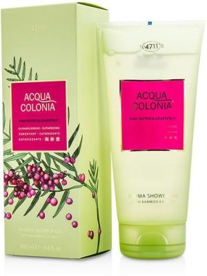 Acqua Colonia - 4711 Pink Pepper & Grapefruit Aroma Shower Gel