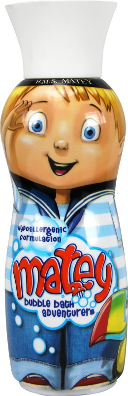 Matey Max Adventurers bubble Bath For Kids(500 ml)