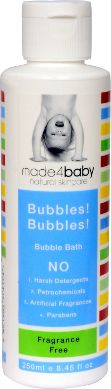 Made 4 Baby Bubbles Bubbles(250 ml)