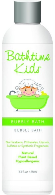 Bathtime Baby Bathtime Kids Bubbly Bath(250 ml)