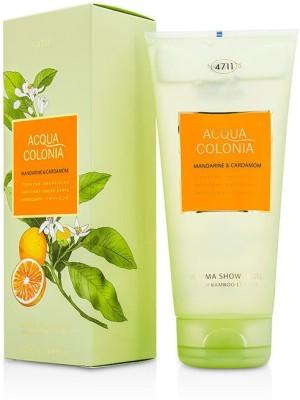 Acqua Colonia - 4711 Mandarine & Cardamom Aroma Shower Gel