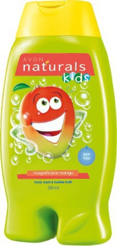 Avon Naturals Kids Magnificent Mango Body Wash(200 ml)