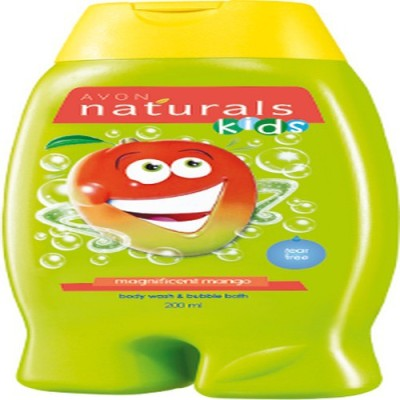 Avon Naturals Kids Mango Mandness BB & BW 2in1 200ml