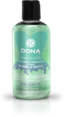 Dona Bubble Bath Naughty Aroma Sinful Spring