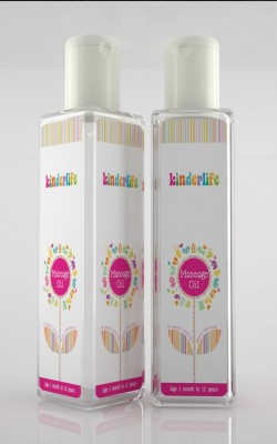 Kinderlife Massage oil
