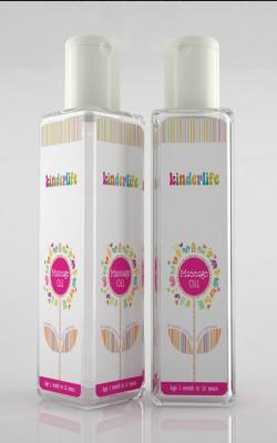 Kinderlife Massage oil(100 ml)