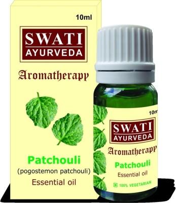 Swati Ayurveda Essential Oil Patchouli (Pogostemon Patchouli)