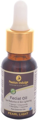 Passion Indulge Pearl Light Facial Oil (Spot Reduction & Skin Lightening)