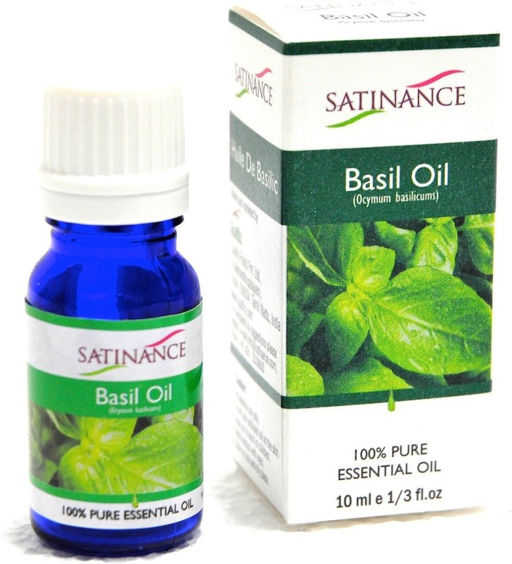 Satinance Basil Oil(10 ml)
