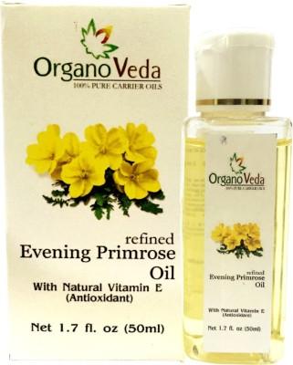Organo Veda Pure Carrier Evening Primrose Oil