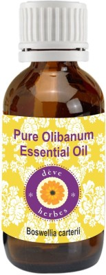 Deve Herbes Pure Olibanum Essential Oil 15ml (Boswellia carterii)