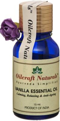 Oilcraft Naturals Vanilla Essential Oil