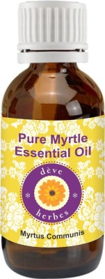 DèVe Herbes Pure Myrtle Essential Oil 15ml - Myrtus Communis
