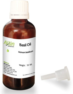 Allin Exporters Basil Oil