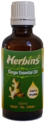 Herbins Ginger Oil-50ml