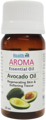 Healthvit Aroma Avocado Essential Oil Rich in Vitamin A/D/E