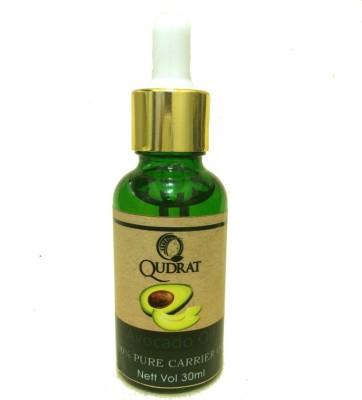 Qudrat Organics & Naturals Coldpressed Avocado Carrier Oil