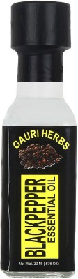 GAURI HERBS Black Pepper Essential Oil