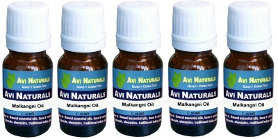 Avi Naturals Malkangni Oil(Pack of 5)