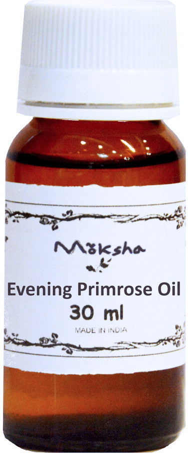 Moksha Evening Primrose Oil - Cold Pressed(30 ml)