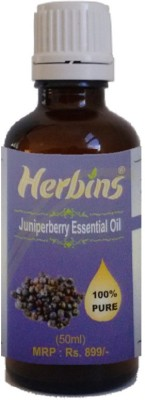 Herbins Juniperberry Essential Oil-50ml