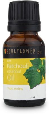 Soulflower Patchouli Essential Oil