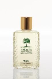 Breathe Aromatherapy Citronella Oil