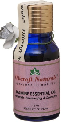Oilcraft Naturals Jasmine Essential Oil