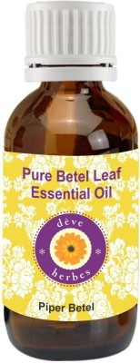 DèVe Herbes Pure Beetel Leaf Essential Oil - Piper Betle