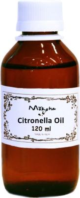 Moksha Citronella Essential Oil