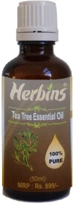 Herbins Tea Tree Essential Oil-50ml