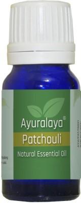 Ayuralaya Natural Patchouli Essential Oil