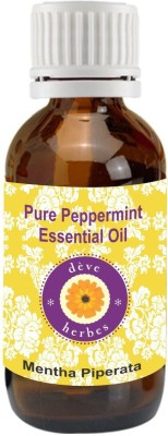 DèVe Herbes Pure Peppermint Essential Oil - Mentha Piperata - 30ml
