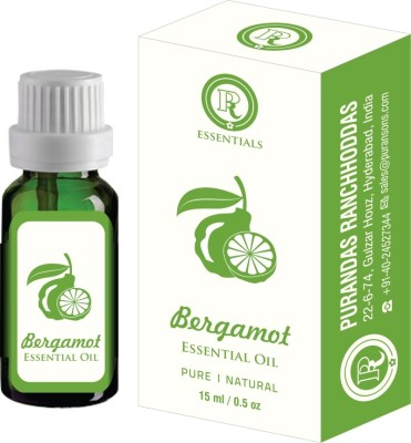Purandas Ranchhoddas Prs Bergamot Essential Oil 15ml