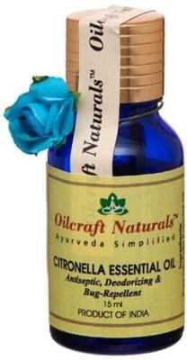 Oilcraft Naturals Citronella Essential Oil