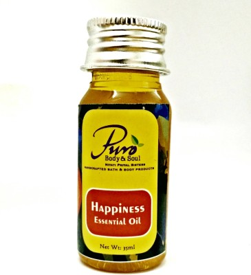 Puro Body & Soul Happiness Essential Oil