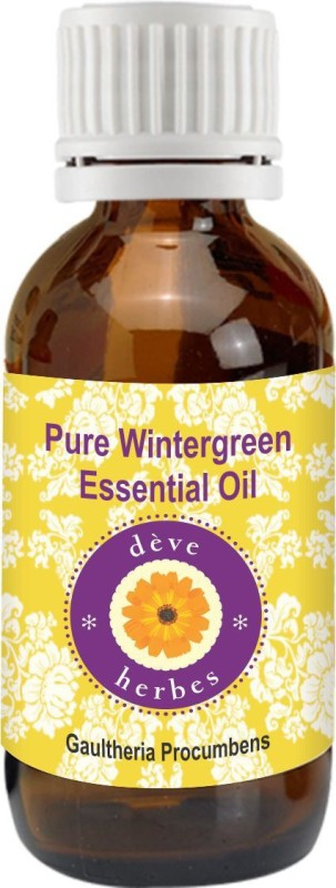 DèVe Herbes Wintergreen Essential Oil - Gaultheria Procumbens(100 ml)