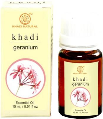 Khadi Geranium Essential Oil