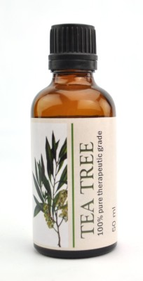 Karmkara 100% Pure Therapeutic Grade Undiluted Essential Oils In 50 Ml Bottles-Tea Tree