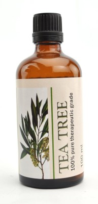 Karmakara 100% Pure Therapeutic Grade Undiluted Essential Oils In 100 Ml Bottles-Tea Tree
